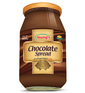 Young's Chocolate Spread