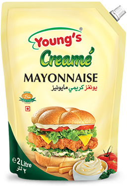 Youngs Creame Mayonnaise