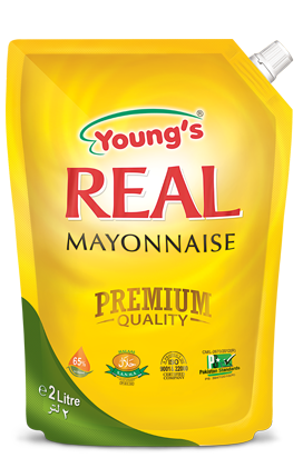 REAL Mayonnaise premium quality