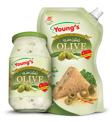 Youngs Olive Spread