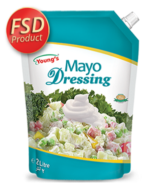 Young's Mayo Dressing
